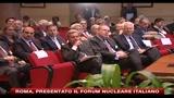 27/07/2010 - Roma, presentato il forum nucleare italiano
