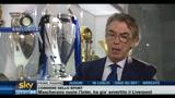 28/07/2010 - Moratti ammette: Balotelli non è indispensabile