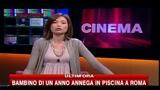 28/07/2010 - Primo ciak di Carla Bruni sul set di Woody Allen