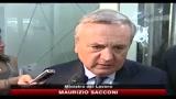 28/07/2010 - Vertice trilaterale Fiat-governo-sindacati: dichiarazioni di Sacconi e Epifani