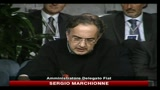 Fiat, intervento Marchionne
