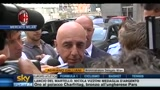 29/07/2010 - Milan, intervista a Galliani