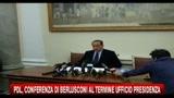 29/07/2010 - Berlusconi: Fini incompatibile con il Pdl