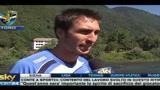 31/07/2010 - Brescia, il ritiro tra allenamenti e bagni rinfrescanti
