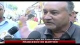 31/07/2010 - Napoli, le testimonianze sulla bimba estratta dalle macerie