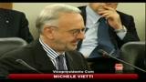 02/08/2010 - CSM, Vietti è il nuovo vicepresidente