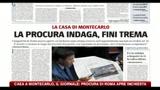 05/08/2010 - Casa a Montecarlo, Fini annuncia querela al Tribunale