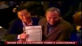05/08/2010 - Nozze gay, la California torna a legalizzarle