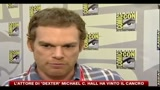 05/08/2010 - L'attore di Dexter Michael C. Hall ha vinto il cancro