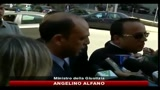 06/08/2010 - Alfano, da Bersani parole di violenza inaudita