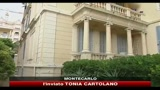 Indagini sulla casa di An a Montecarlo