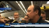 Intervista a Benitez, allenatore Inter