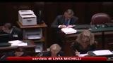 11/08/2010 - Berlusconi: contro governo parole farneticanti
