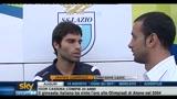 Lazio, Garrido sta tornando in forma