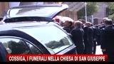 19/08/2010 - Cossiga, i funerali nella chiesa di San Giuseppe