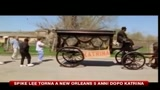 Spike Lee torna a New Orleans 5 anni dopo Katrina