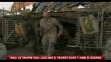 20/08/2010 - Iraq, le truppe lasciano il fronte dopo 7 anni di guerra