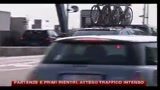 Partenze e primi rientri, atteso traffico intenso