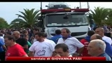 Protesta pastori sardi, bloccato 3 ore aereopoerto Alghero