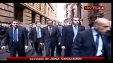 22/08/2010 - Governo, Berlusconi a Fini sui 5 punti prendere o lasciare