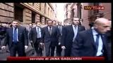 22/08/2010 - Governo, Berlusconi a Fini sui 5 punti prendere o lasciare