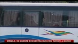 23/08/2010 - Manila, ex agente sequestra bus con turisti a bordo