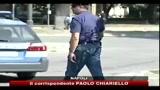 23/08/2010 - Scampia, blitz della Polizia nel market della cocaina