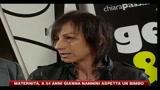 Maternità, a 54 anni Gianna Nannini aspetta un bimbo