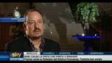 Inter, campionato: intervista a Benitez