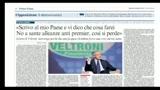 24/08/2010 - Veltroni in Italia rischio di democrazia autoritaria