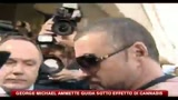 George Micheal ammette guida sotto effetto di Cannabis