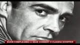Buon compleanno a Sean Connery e Claudia Schiffer