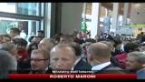 25/08/2010 - Vertice maggioranza, Maroni: mi aspetto decisione chiara