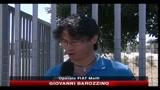 25/08/2010 - Melfi, intervista Giovanni Barozzino. operaio Fiat