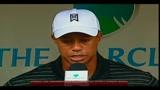 Tiger Woods: ho sbagliato a tradire, ora penso solo ai figli
