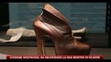 Westwood, le sue scarpe sono oggetti d'arte