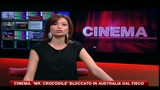 Cinema, Mr. Crocodile bloccato in Australia dal fisco