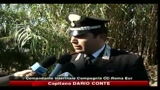 Incendio campo rom, parla Dario Conte, comandante interinale compagnia Cc Roma Eur