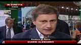 Gianni Alemanno a Sky tg24: grave lutto per la citt di Roma