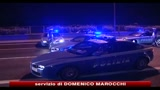 Roma, notte di controlli della polizia sul raccordo anulare