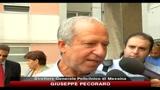 30/08/2010 - Messina, direttore generale: potremmo risolvere il contratto