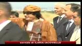 31/08/2010 - Mondo politico diviso su visita Gheddafi in Italia