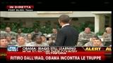 31/08/2010 - Afghanistan, Obama, combattimenti sempre più difficili