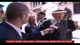 Mostra del Cinema, Napolitano: straordinaria importanza culturale