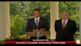Obama i terroristi non saboteranno la pace in Medioriente