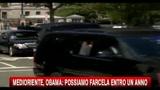 02/09/2010 - Colloqui pace Medioriente, ieri incontri bilaterali con Obama