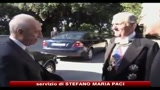 Presidente israeliano Peres incontra il Papa