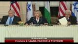 Israele-Palestina H.Clinton: due stati unico sentiero