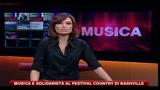 Musica e solidarietà al Festival Country di Nashville