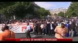 Francia, cortei contro allontanamenti di rom e nomadi